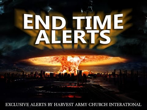 END TIME ALERTS - Shemitah Fail; Beast; Quake; Insanity; Climate Crime; Churches expelled (Unedited)