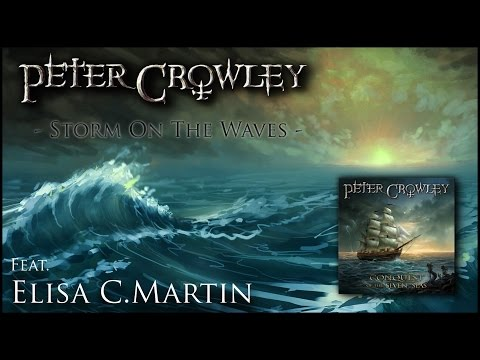 (Symphonic Metal) - Storm On The Waves (feat. Elisa C.Martin)
