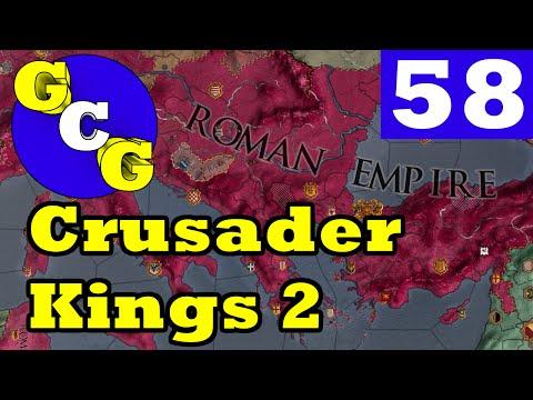 Crusader Kings 2 Way of Life - Aztec Invasion! S4E58
