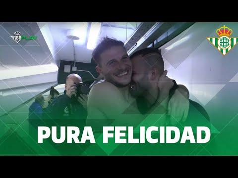 Esas lágrimas de Sergio León...