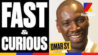 Omar Sy - Fast & Curious