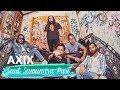 Saat Samundra Pari By AXIX - Lyrics Video + Guitar Chord