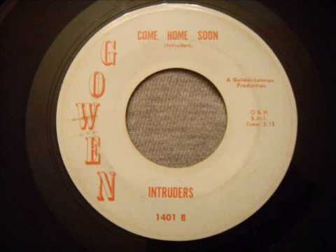 Intruders - Come Home Soon - Classic Philly Doo Wop Ballad