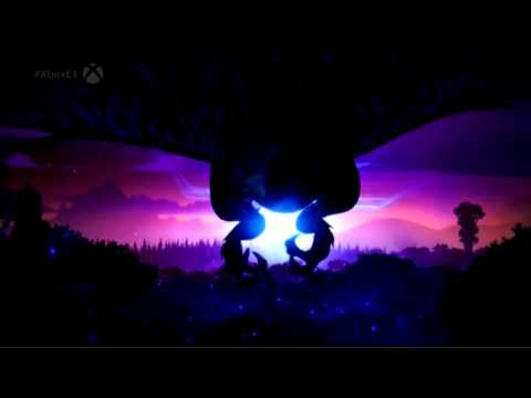 Ori and the Blind Forest - E3 2014 Trailer - Eurogamer