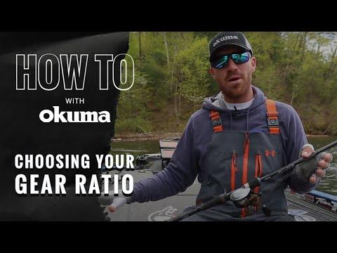 Okuma How To - Choose Your Gear Ratio