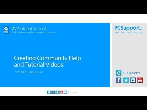 Community Video Production - Masterclass