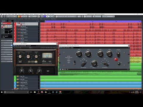 Dave Pensado Parallel Drum Compression Technique