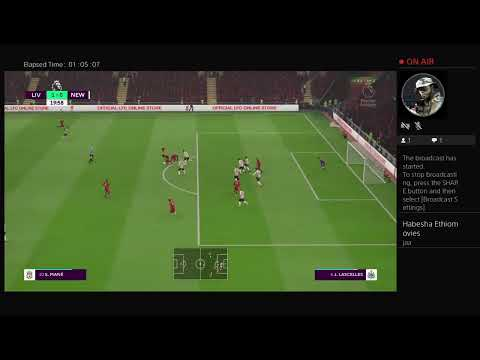 mamush_ethio's Live PS4 Broadcast - YouTube