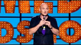 Terry Alderton - Comedy Roadshow