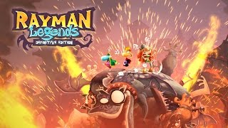 [AUT] Rayman Legends: Definitive Edition - Gameplay trailer