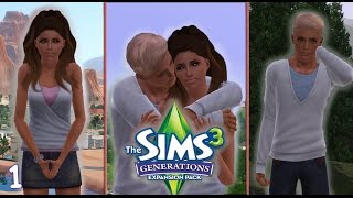 Let's Play: Les Sims 3 Générations S02 - (Ep 1) - Bienvenue à Hidden Springs!