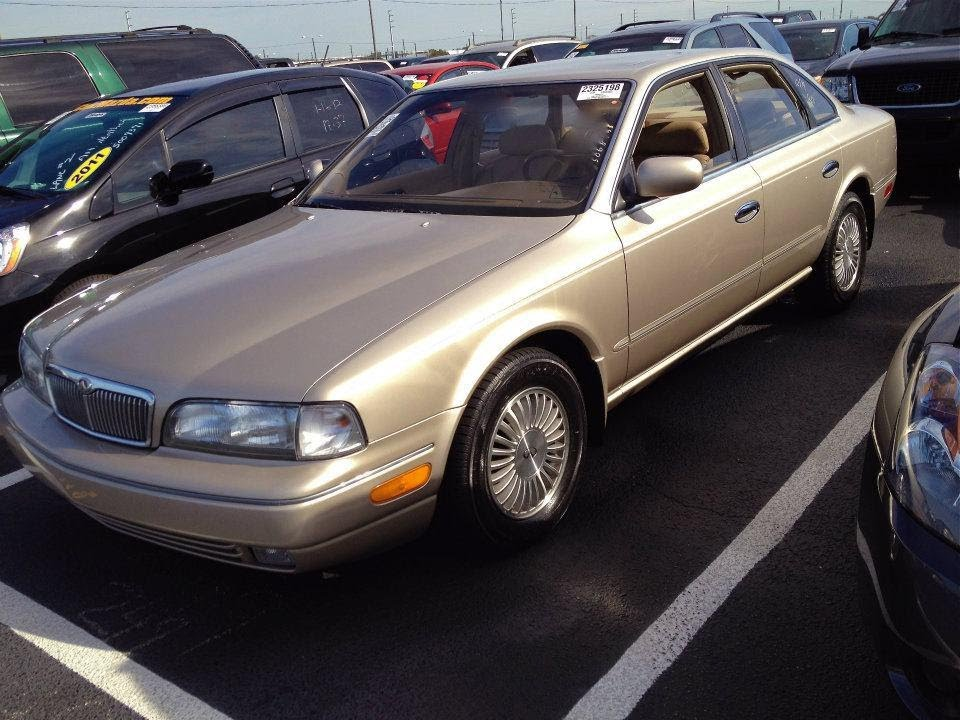1995 Infiniti Q45 Start Up Quick Tour Rev With Exhaust View