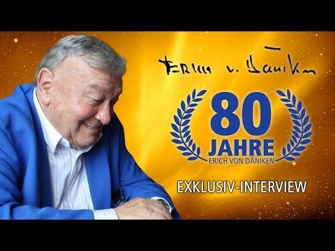 80 Jahre Erich von Däniken -  Exklusivinterview