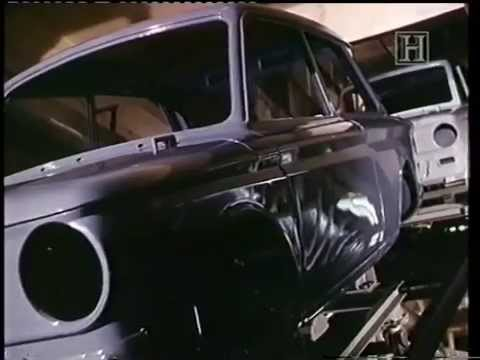 UK TV Program 1999 History Channel 'Forgotten Marques' Rootes