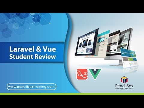 Students Review of Web App Development with Laravel and VUE at Pencilbox Training thumbnail