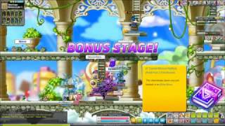 MapleStory V Update - Level 200 in a week - Episode 2 - Level 109 to 154
