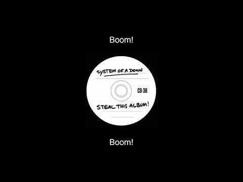 System Of A Down - Boom! (Subtitulado Español ingles)