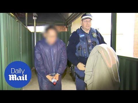 Four Men Arrested In Multi-million Dollar Drug Raid In Yass