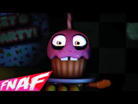 FNAF SONG ▶ It's Muffin Time (Five Nights At Freddy's Animation)