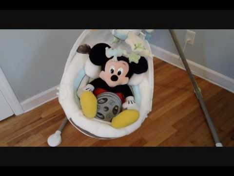 Product Review: My Little Lamb™ Cradle 'n Swing