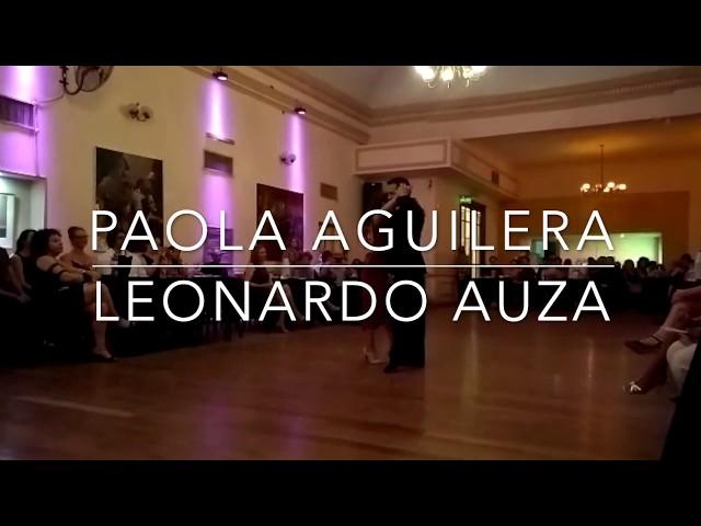Son cosas mias - Tango Argentino - Paola y Leonardo