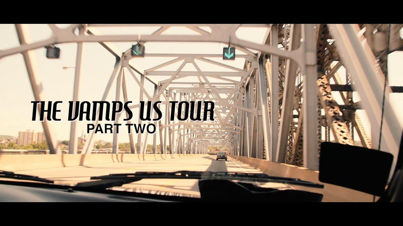 Vamps USA 2015 Headline Tour — Part Two