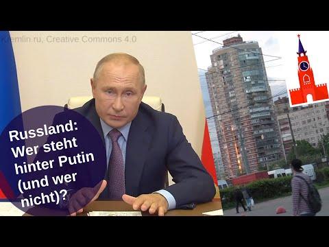 Russland: Wer steht hinter Putin (und wer nicht)?
