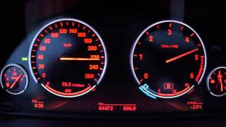 2012 BMW 525d xDrive Top Speed
