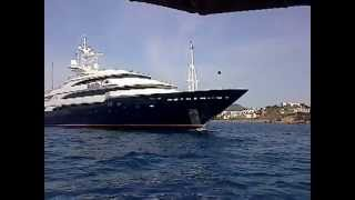 M/Y AMEVI by hotfish water taxi ibiza .mov