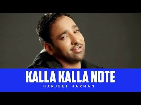 """Kalla Kalla Note Harjeet Harman"" (Full Song) 