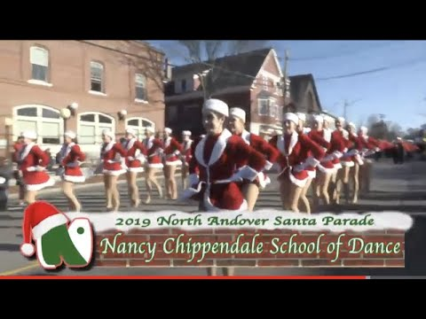 North Andover Christmas Parade 2020 North Andover (MA) Santa Parade   November 30, 2019   YouTube