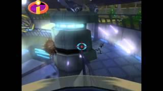 the Incredibles Robot Arena