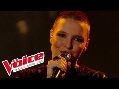 Sia – Chandelier | Anne Sila | The Voice France 2015 | Finale