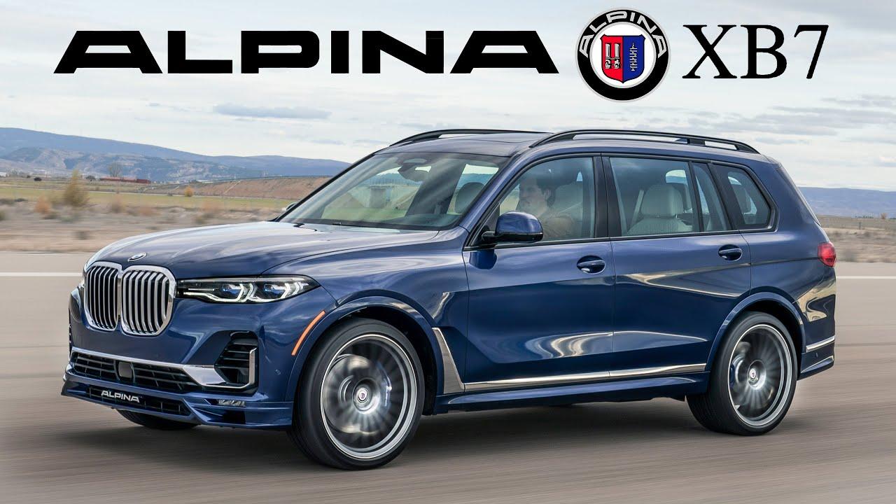 2021 Bmw Alpina Xb7 In Depth Look The New 150 000 Luxury Suv Youtube