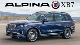 2021 BMW Alpina XB7 in Depth Look - The NEW $150,000 Luxury SUV