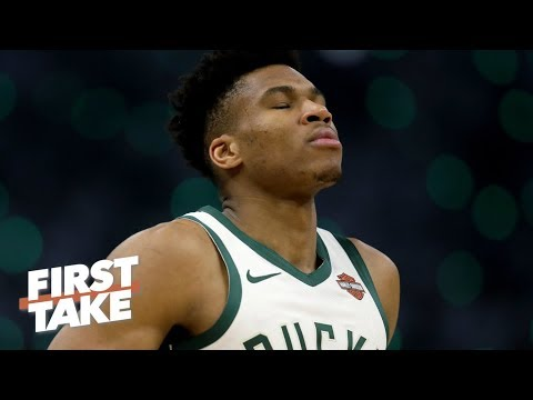 The Greek Freak will rule the East with LeBron on the Lakers  – Max Kellerman | First Take