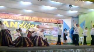 Mazurka de Jagna - Bohol Province Provincial Meet (LUPAE)