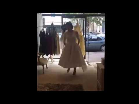 Vintage Belle. Collezione Santina. Haute Couture. Wedding dress