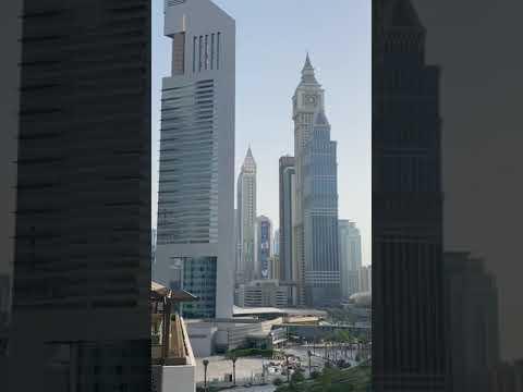 Dubai – sheikh zayed Road video from Top – Dubai Tour- 28-05-2021 – شارع شیخ زاید – دبی