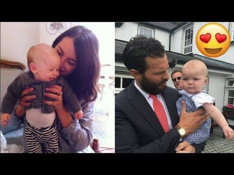 Jamie Dornan Wife Amelia Warner and Kids ❤❤