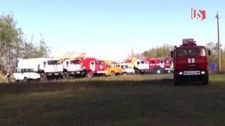 Спасатели Северной Осетии отработали действия в случае лесного пожара