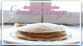 Sundere alternativ: Protein pandekager | Stephanie Jahn