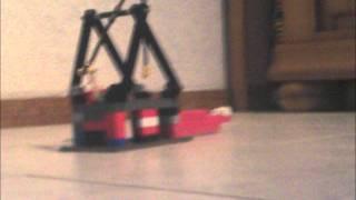 Lego Trebuchet.