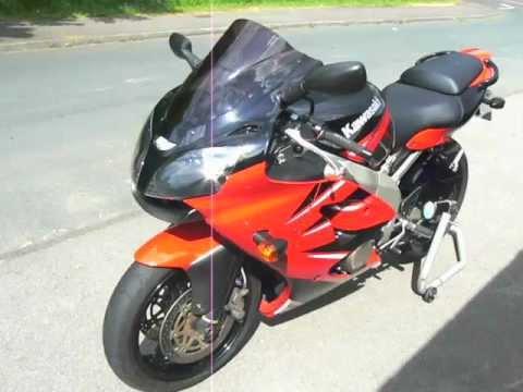 2000 zx6r kawasaki 600 ninja nice bike with full service. Black Bedroom Furniture Sets. Home Design Ideas