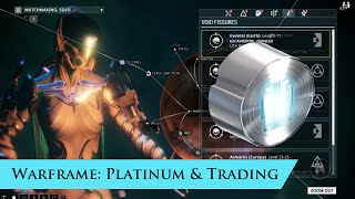 Warframe: Platinum Farming and Trading for Beginners - Pt 1