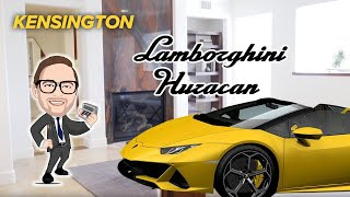 The Geek On The Street -2020 LAMBORGHINI HURACAN - KENSINGTON, CA