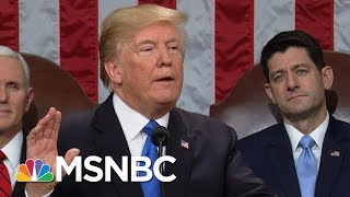 Joe On President Donald Trump's State Of The Union Address | Morning Joe | MSNBC