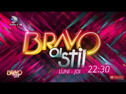 "Bravo, ai stil (07.01.2019) - Alexandra, aplaudata de ""Angelina Jolie"" de Romania pentru tinuta sa!"
