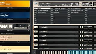 Video Kit Sampler Multi Set 2018 pra Kontakt download MP3, 3GP, MP4, WEBM, AVI, FLV Oktober 2018