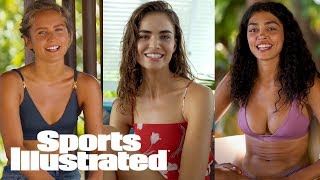 Sailor Brinkley Cook, Raven Lyn & SIS Models' Hilarious Halloween Memories | Sports Illustrated